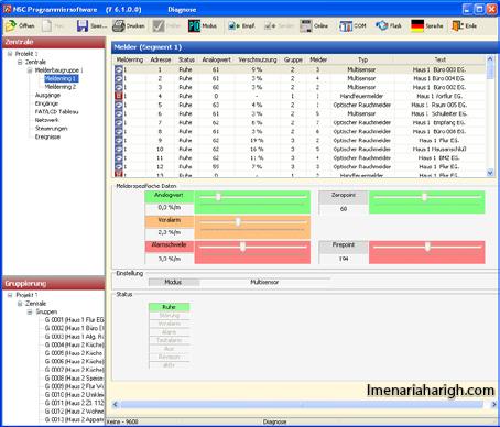 دانلود نرم افزار کنترل پنل NSC