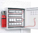 Direct Automatic Firefighting System FireDetec DHP