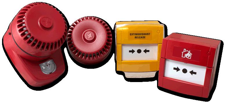 کنترل پنل اطفاء C-Tec